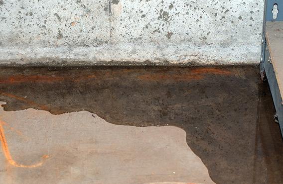 Comment faire une recherche de fuite d'eau dans le sol ?