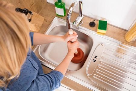 Les causes de bouchage évier et méthodes de débouchages